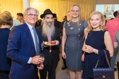 MAY 19, 2019 - PHILADELPHIA, PA -- B'nai Abraham Chabad's Tribute Event and Award Ceremony: From Kovno to Kobe, Sunday, May 19, 2019.  PHOTOS © 2019 Jay Gorodetzer -- Jay Gorodetzer Photography, www.JayGorodetzer.com