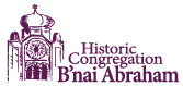 Historic Congregation B'nai Abraham
