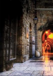cardo old city